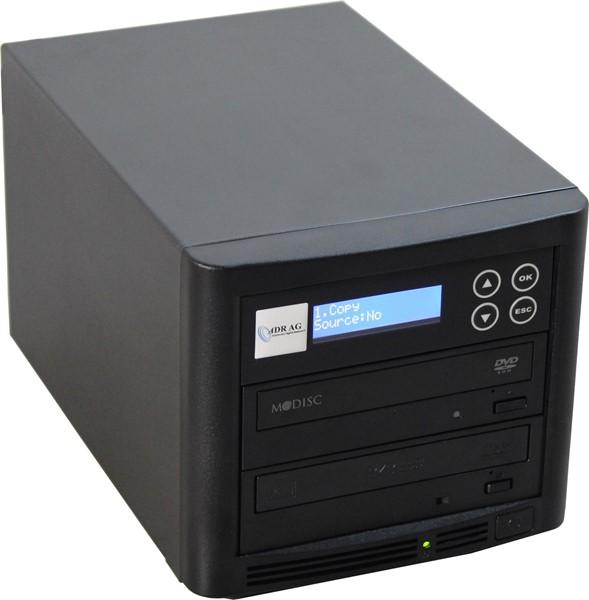 ADR-Whirlwind CD Kopierturm mit 1 CD-Brenner