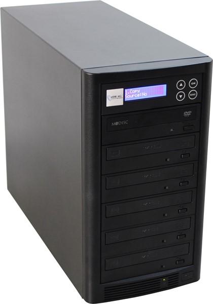 ADR Whirlwind CD-Kopierturm mit 5 CD-Brennern